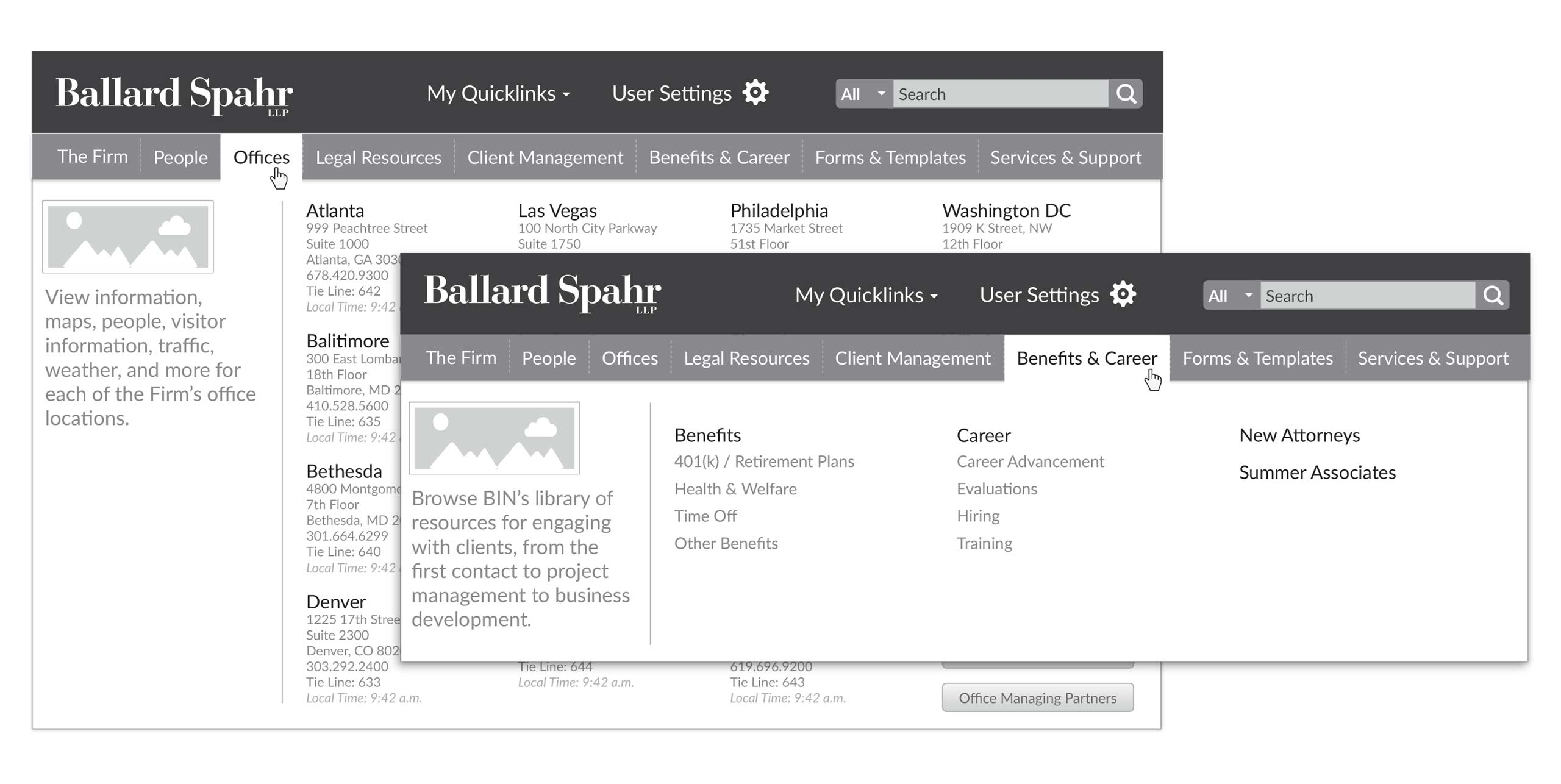 Ballard Spahr Case Study → Enbroaden